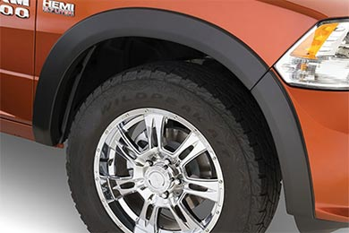 Toyota Tundra Bushwacker Fender Flares - Original Equipment
