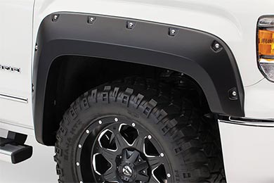 bushwacker fender flares pocket style  v2