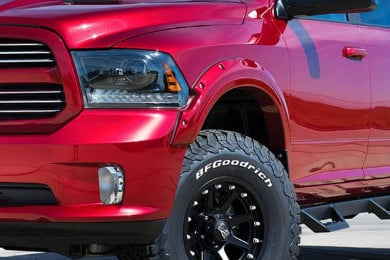 Toyota Tundra EGR Bolt-On Painted Fender Flares