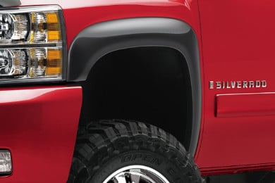 Ford F-450/550 EGR Rugged-Style Fender Flares
