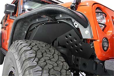Jeep Wrangler Fishbone Offroad Inner Fenders