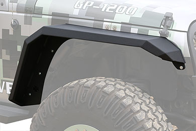 Iron Cross Jeep Fender Flares