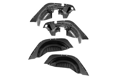 Jeep Wrangler Rugged Ridge Fender Flare Wheel Well Liners
