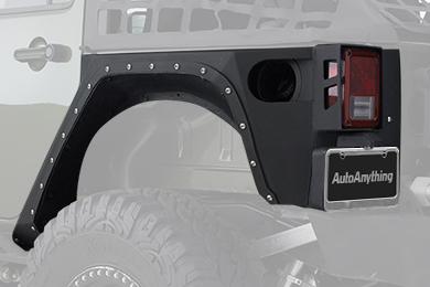 Jeep Wrangler Smittybilt XRC Armor Corner Guards