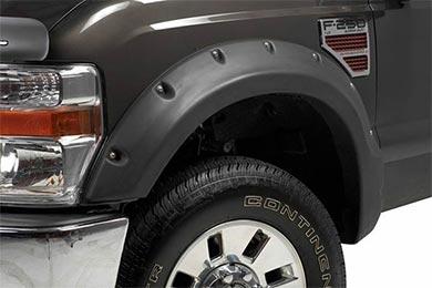 Chevy Tahoe Stampede Ruff Riderz Fender Flares
