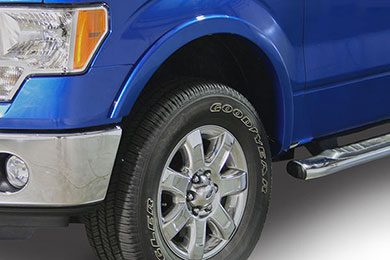 Dodge Ram TrueEdge Painted Sportz Fender Flares