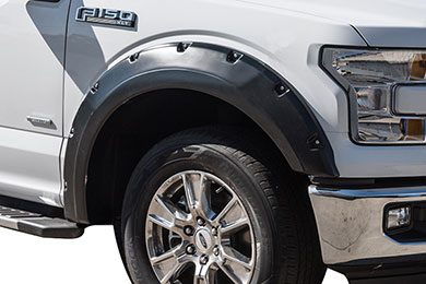 Ford F-250 TrueEdge Rivetz Fender Flares