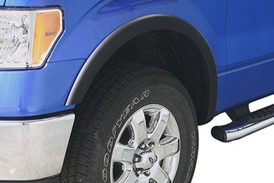 Chevy Silverado TrueEdge Sportz Fender Flares