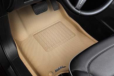 Subaru Impreza 3D Maxpider Kagu Floor Mats