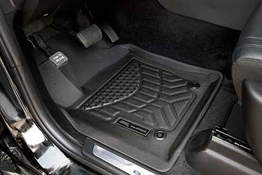 GMC Yukon XL 3D Maxpider MAXTRAC Floor Mats
