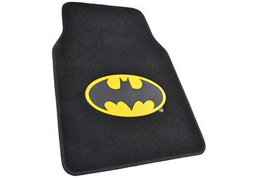Jeep Wrangler BDK Batman Floor Mats