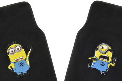 Honda Accord BDK Minions Floor Mats