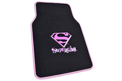 Chevy Corvette BDK Supergirl Floor Mats