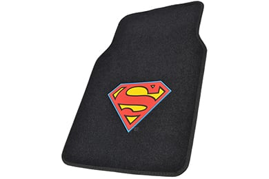 Jeep Wrangler BDK Superman Floor Mats