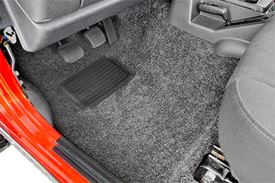 bedrug jeep floor liner kit 6905