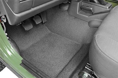 Subaru Impreza BedTred Jeep Floor Liner Kit by BedRug