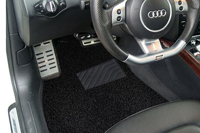 Broadfeet Custom Coil Floor Mats