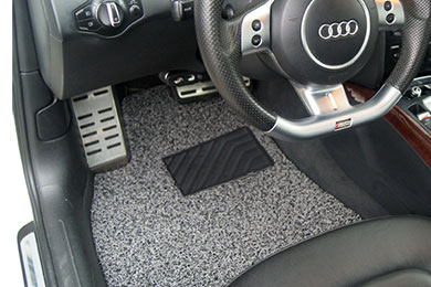 Mercedes-Benz CLS-Class Broadfeet Custom Floor Mats