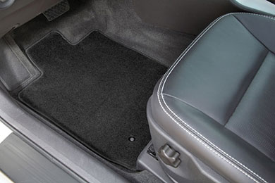 covercraft premier floor mats smoke