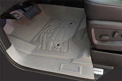 Ford F-350 ProZ CustomFit Floor Liners