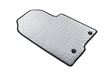 Intro-Tech Automotive Diamond Plate Auto Mat Floor Mats