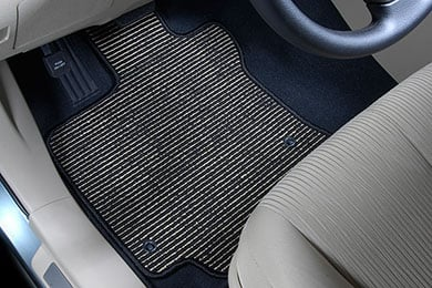 Lincoln MKS Designer Mats Berber Floor Mats