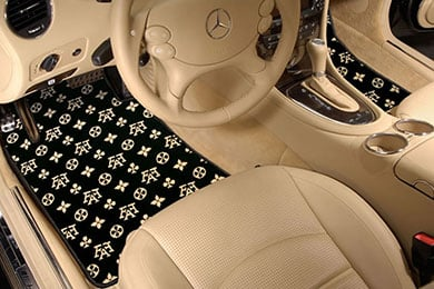 Mercury Marquis Designer Mats Fashion Floor Mats
