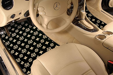 Lincoln MKZ Designer Mats Fashion Floor Mats