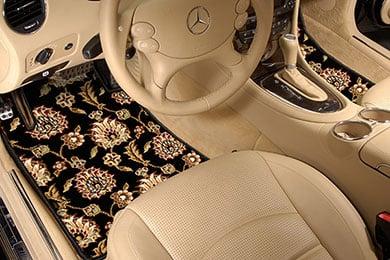 Lincoln MKS Designer Mats Oriental Floor Mats