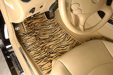 Chevy Corvette Designer Mats Safari Floor Mats