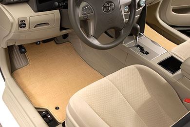 Honda Fit Designer Mats Super Plush Floor Mats