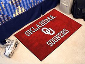 Shop oklahoma sooners floor mats ou sooners ncaa for Parquet mat ou satine