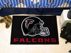 Atlanta Falcons - Helmet (Black)
