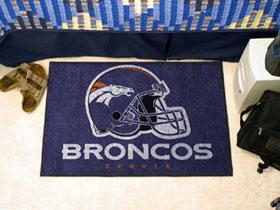 Denver Broncos - Helmet