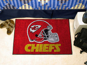 Kansas City Chiefs - Helmet