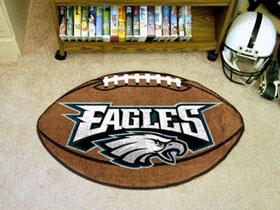 Philadelphia Eagles Football Rug