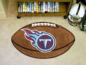 Tennessee Titans Football Rug