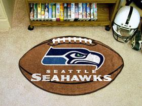 Seattle Seahawks Football Rug