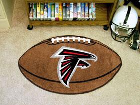 Atlanta Falcons Football Rug