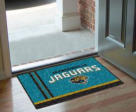 Jacksonville Jaguars - Logo with Stripes