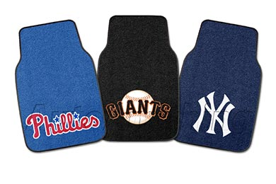 FANMATS MLB Carpet Floor Mats