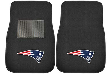 Toyota Yaris FANMATS NFL Embroidered Carpet Floor Mats