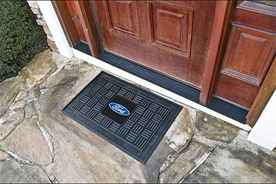 FANMATS Ford Medallion Door Mats