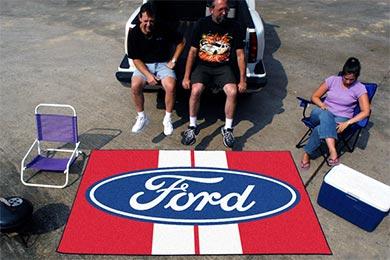 FANMATS Ford Tailgate Mats