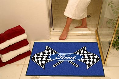 FANMATS Ford Tufted Rugs