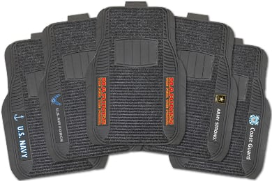 Bentley T Series FANMATS Military Deluxe Floor Mats