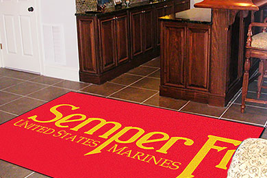 fanmats military ultra plush rugs