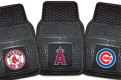 Jeep Patriot FANMATS MLB Vinyl Floor Mats