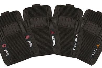 Oldsmobile Intrigue FANMATS NCAA Deluxe Floor Mats