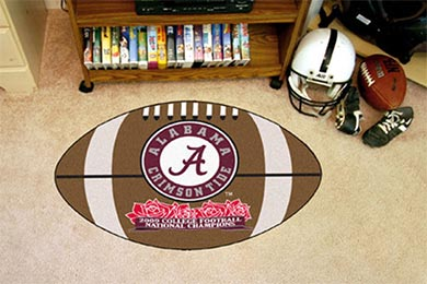 fanmats ncaa football rugs